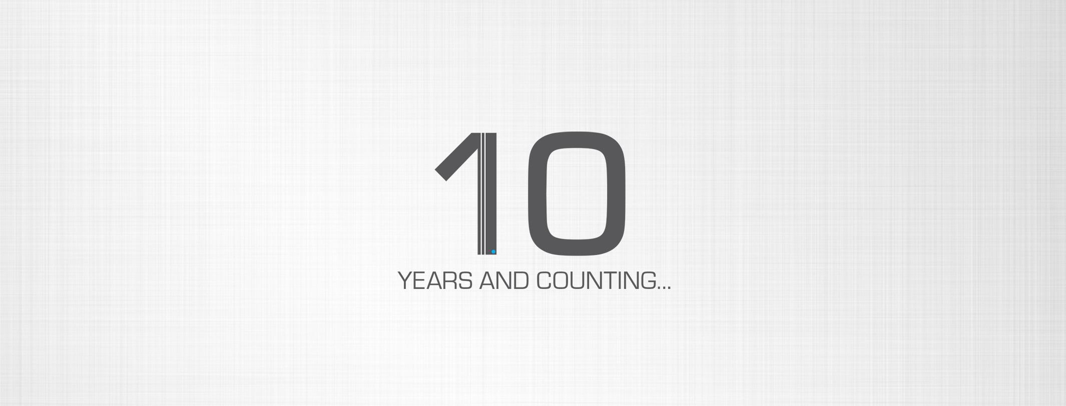 MS2 Design Studio - 10 Year Anniversary 2