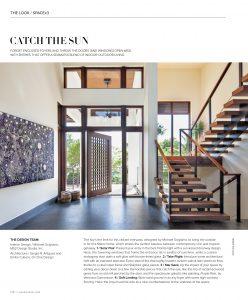Luxe Magazine MS2 Design Studio Inc. Interiors Publication