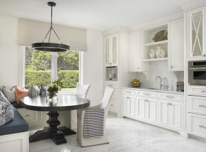 Pinecrest Florida Interior Design Kitchen