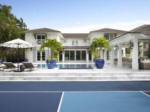 Pinecrest Florida Interior Design Exterior Pool