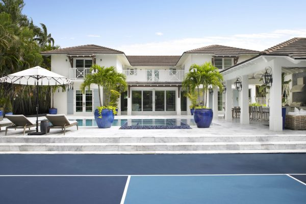 Pinecrest Florida Interior Design Exterior Pool