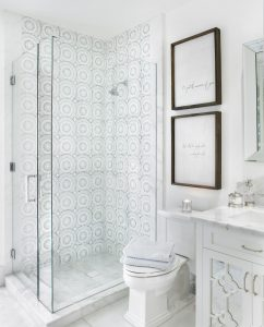 Pinecrest Florida Interior Design Bathroom