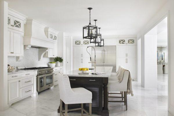 Pinecrest Florida Interior Design Kitchen