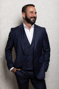 Michael Scigliano of MS2 Luxury Interior Design Miami